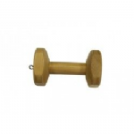 Gappay Magnetic Dumbbell with Wooden Grip Complete